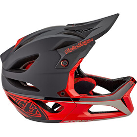 Troy Lee Designs Stage Race MIPS Helmet black/red